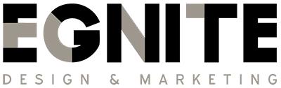 Egnite Design and Marketing Logo